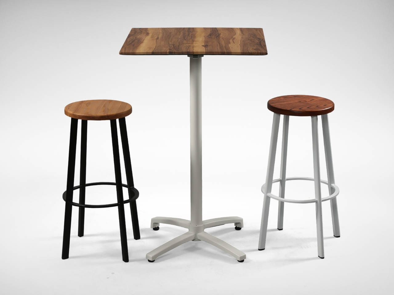 Match with [Grit table leg, Toyo-Wood barstool]