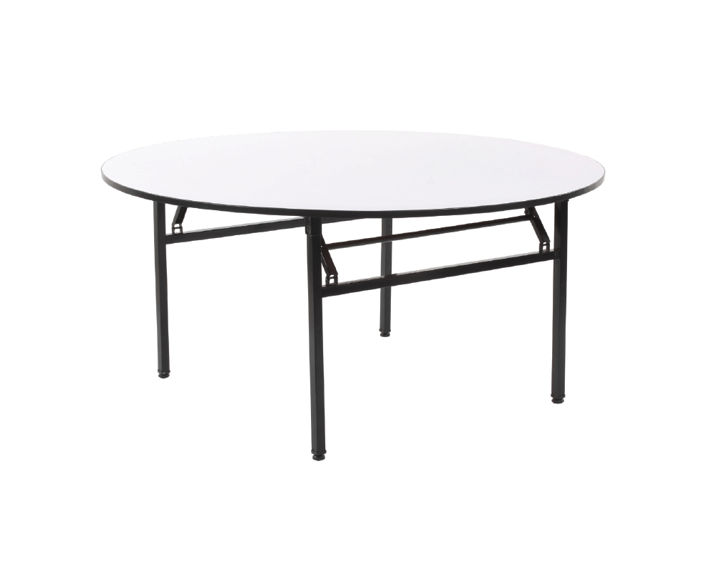 Bt D613 Banquet Table Round Comfort Design The Chair