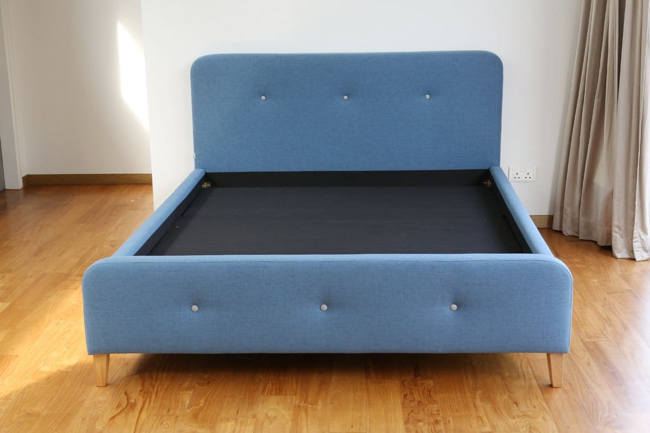 Snug Bed Frame Queen Comfort Design The Chair Table People