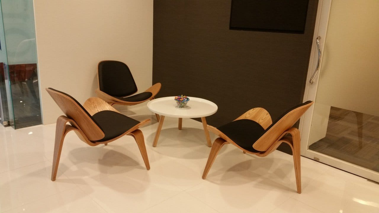 Mazars @ MYP Place | Products Seen: [Mosses Lounger] & [Lucy Coffee Table]