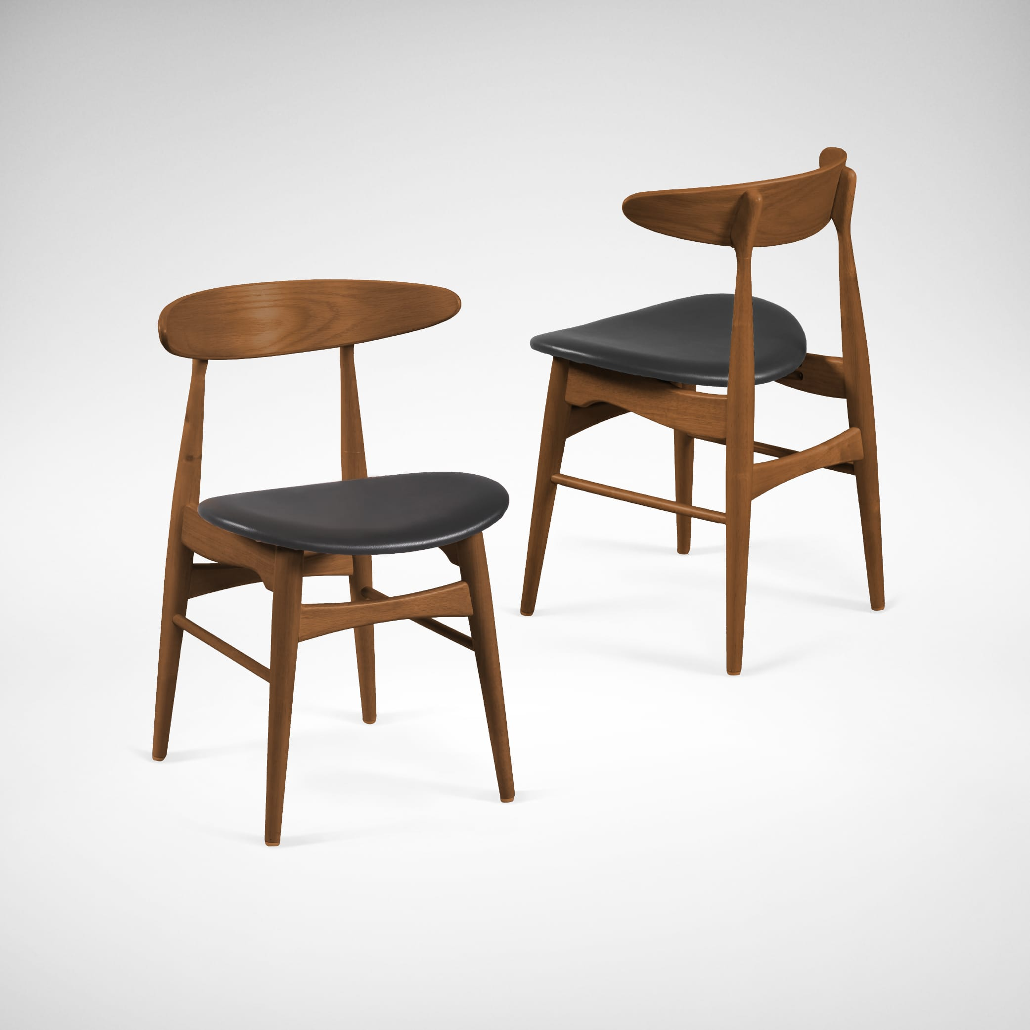 Hanoi Side Chair Cocoa Comfort Design The Chair Table People
