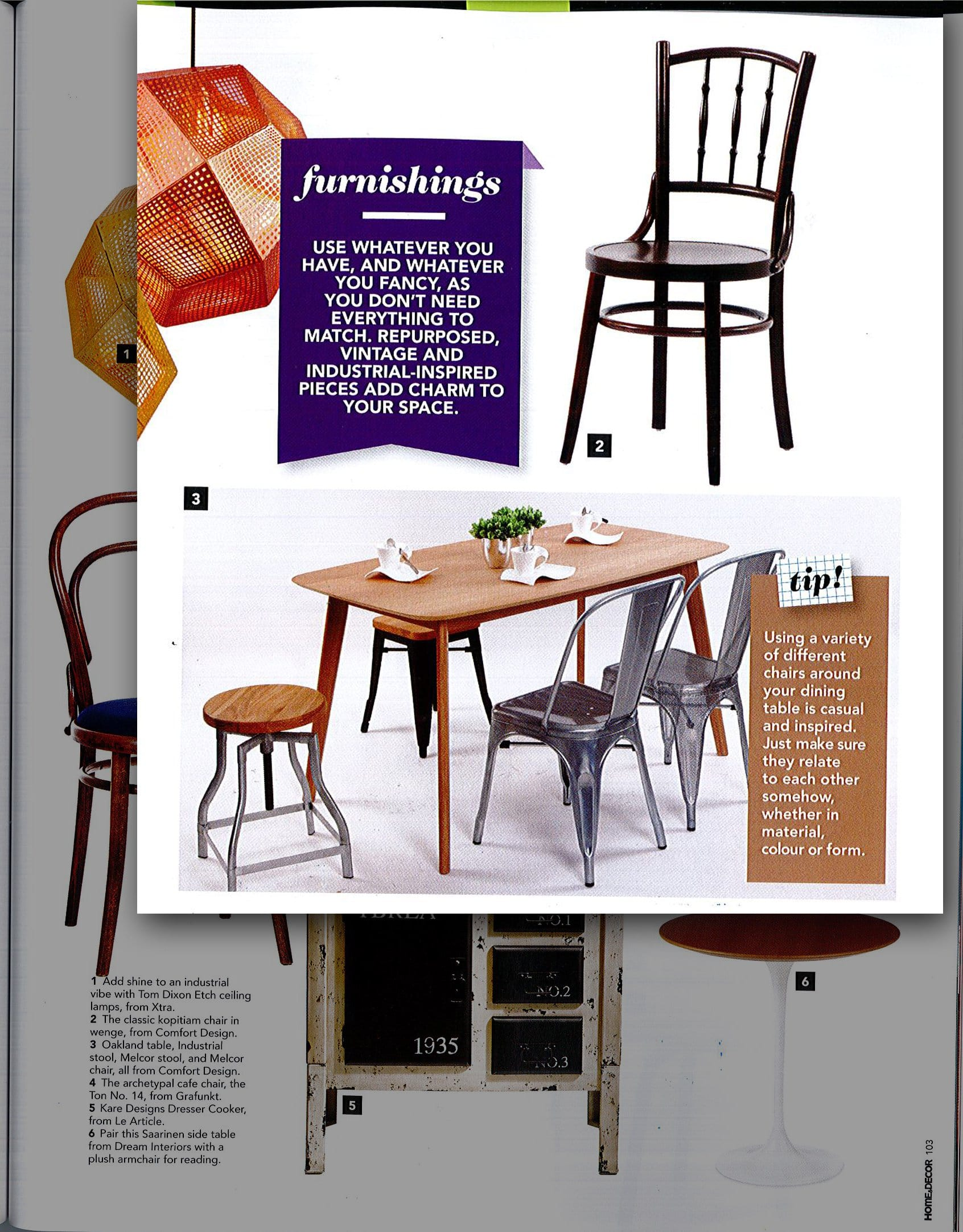 As featured on Home & Decor January 2014 issue<br />