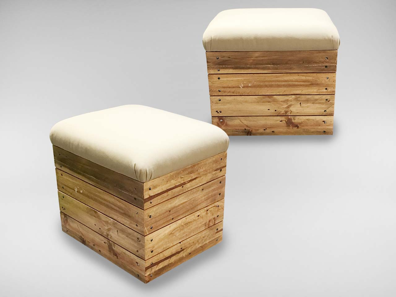 Pallet Stool Comfort Design The Chair Amp Table People