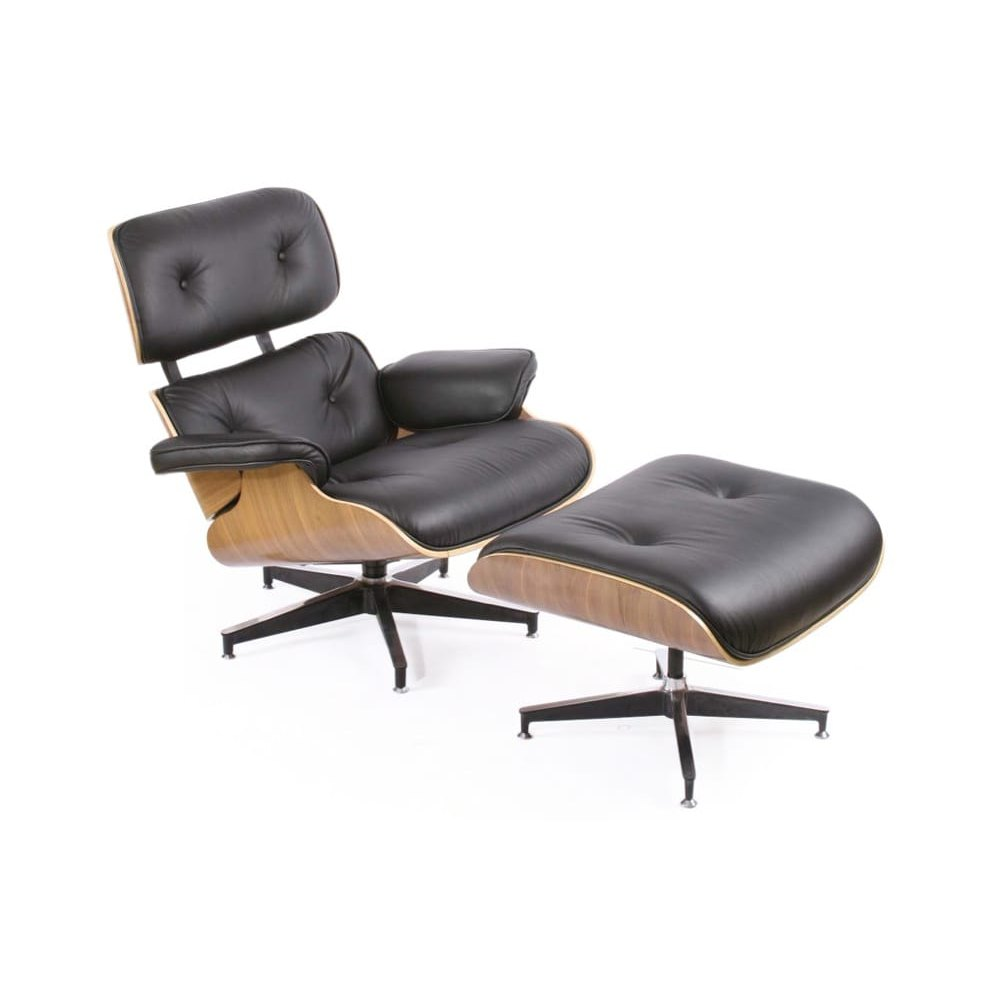 Eames Lounge Stoel Replica.Eames Lounge Set Replica Comfort Design The Chair Table People