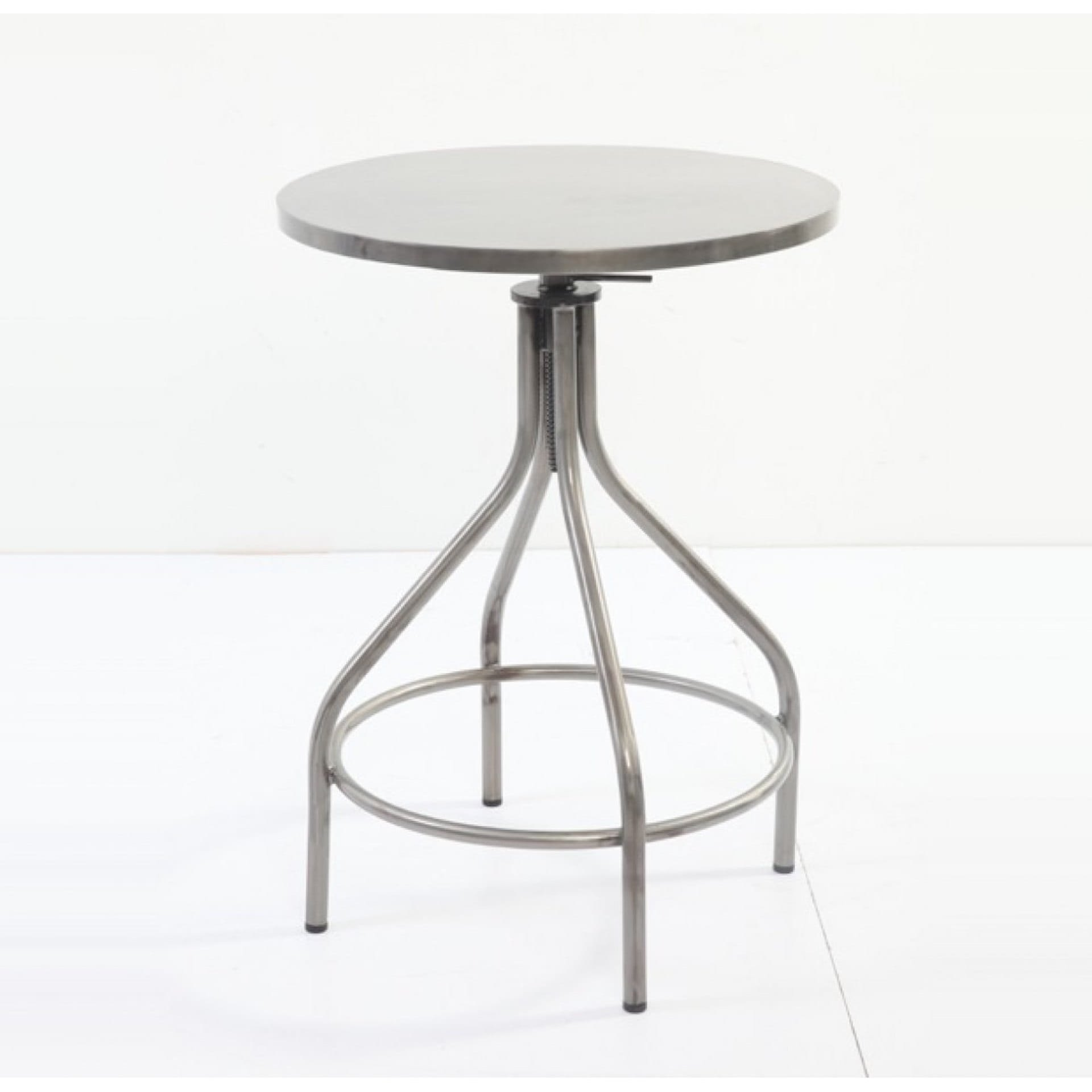 Quaint Height Adjustable High Table Comfort Design The