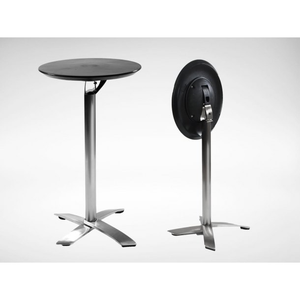 Alton Folding High Table - Dia600 (Nestable)