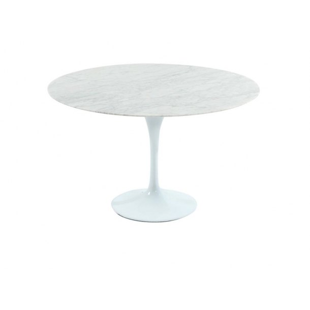 Tulip Dining Table-Round Marble (replica) – Dia1200