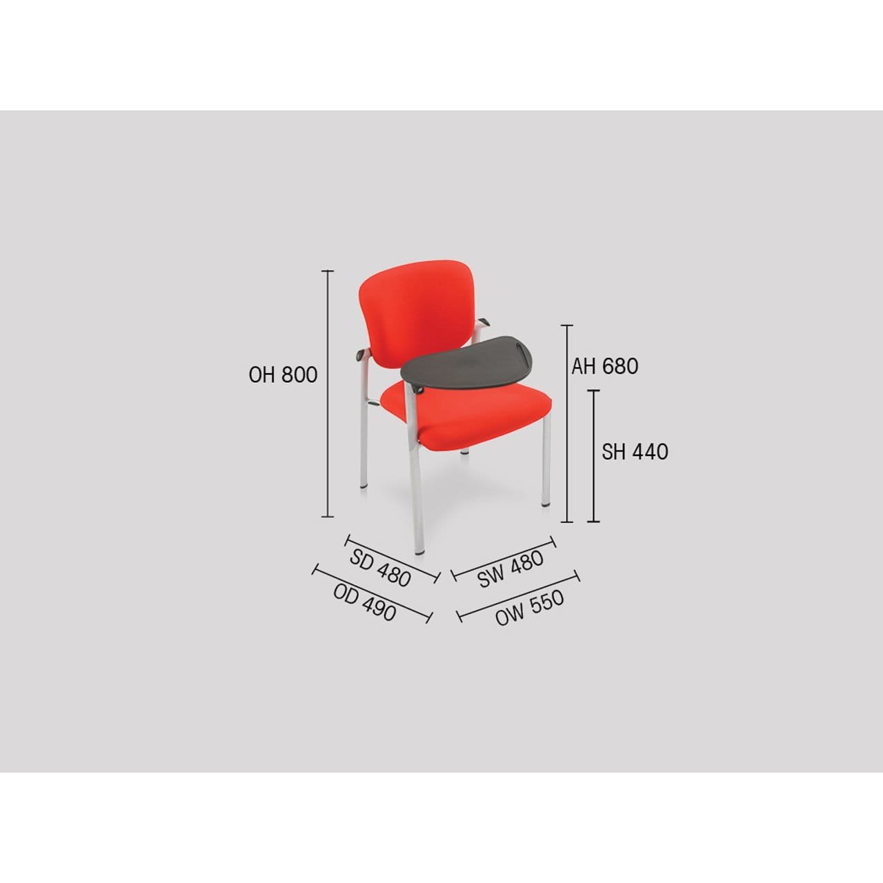 Barry Sidechair Comfort Design The Chair Amp Table People