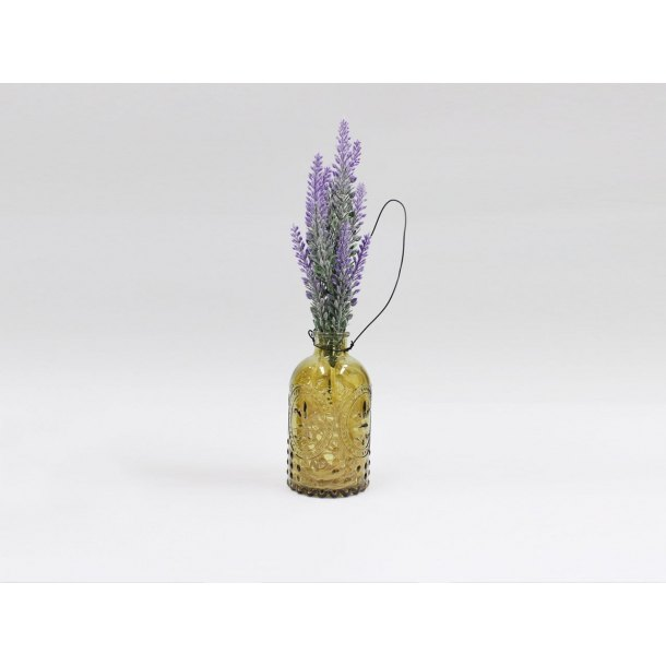 Plant Bottle Lavender Purple