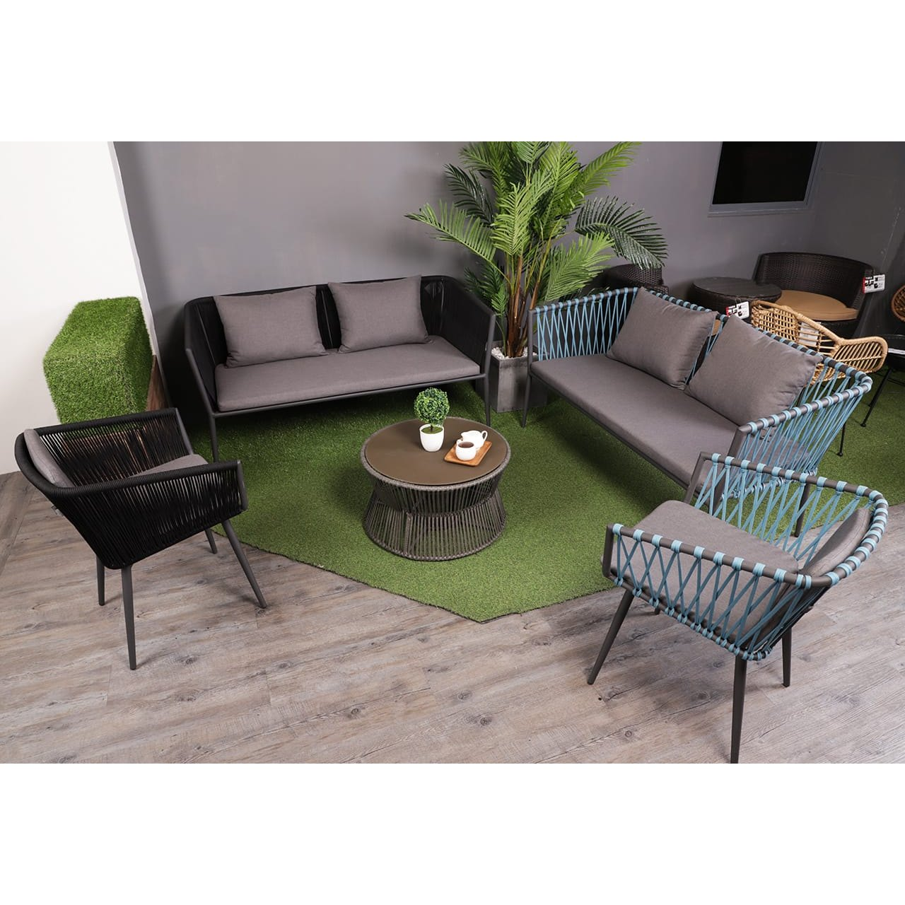 Jamaica Outdoor 2 Seater Sofa Comfort Design The Chair Table