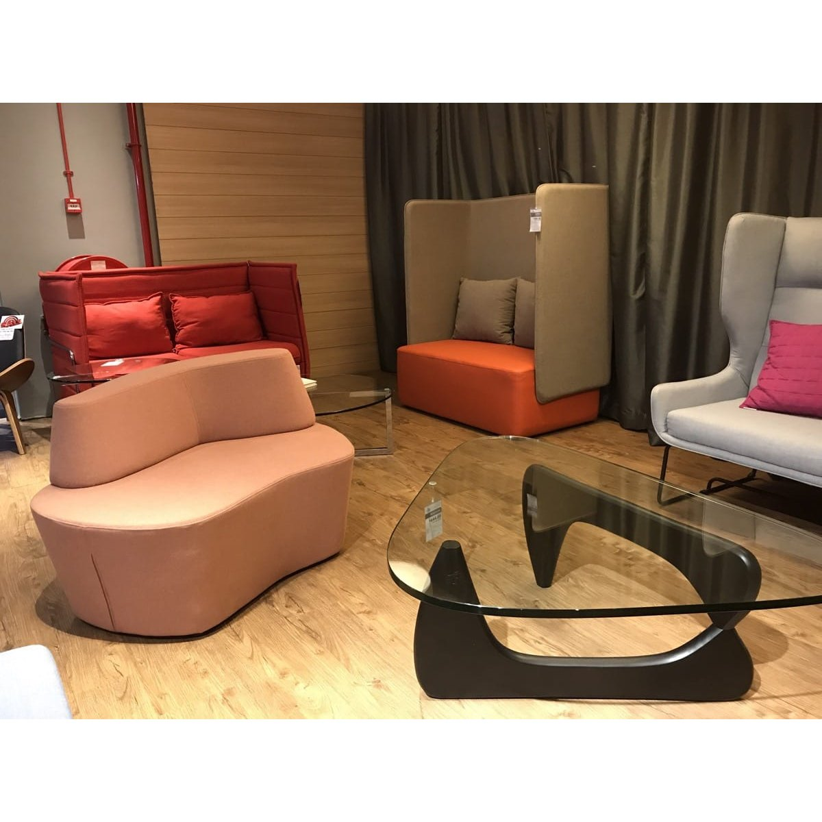 Knight 2 Seater Sofa Comfort Design The Chair Table People