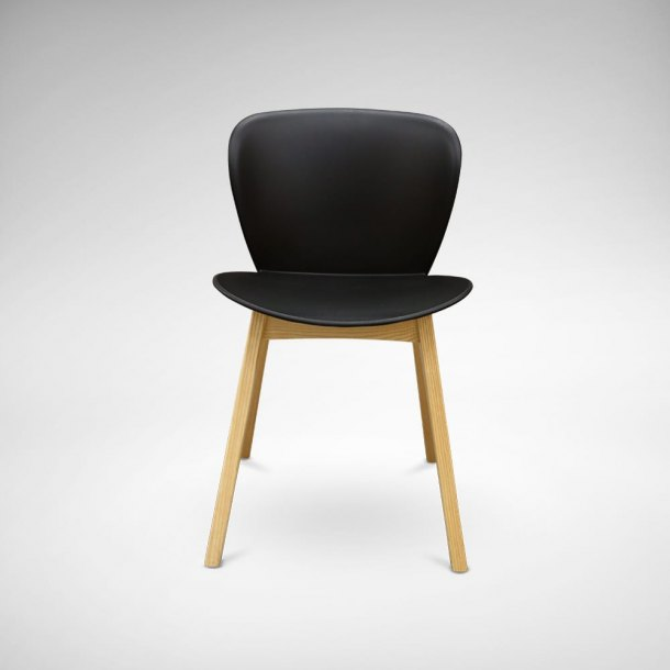 Tania Side Chair - Black