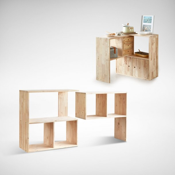 Rubic Modular Shelf