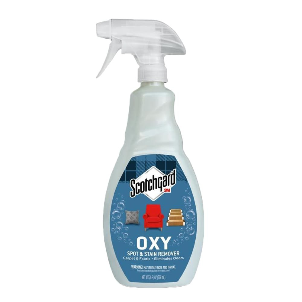 3m Scotchgard Oxy Spot Amp Stain Remover For Carpet