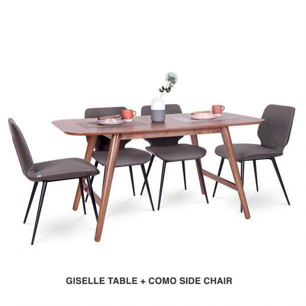 Giselle Table + Como Chair (4 units)