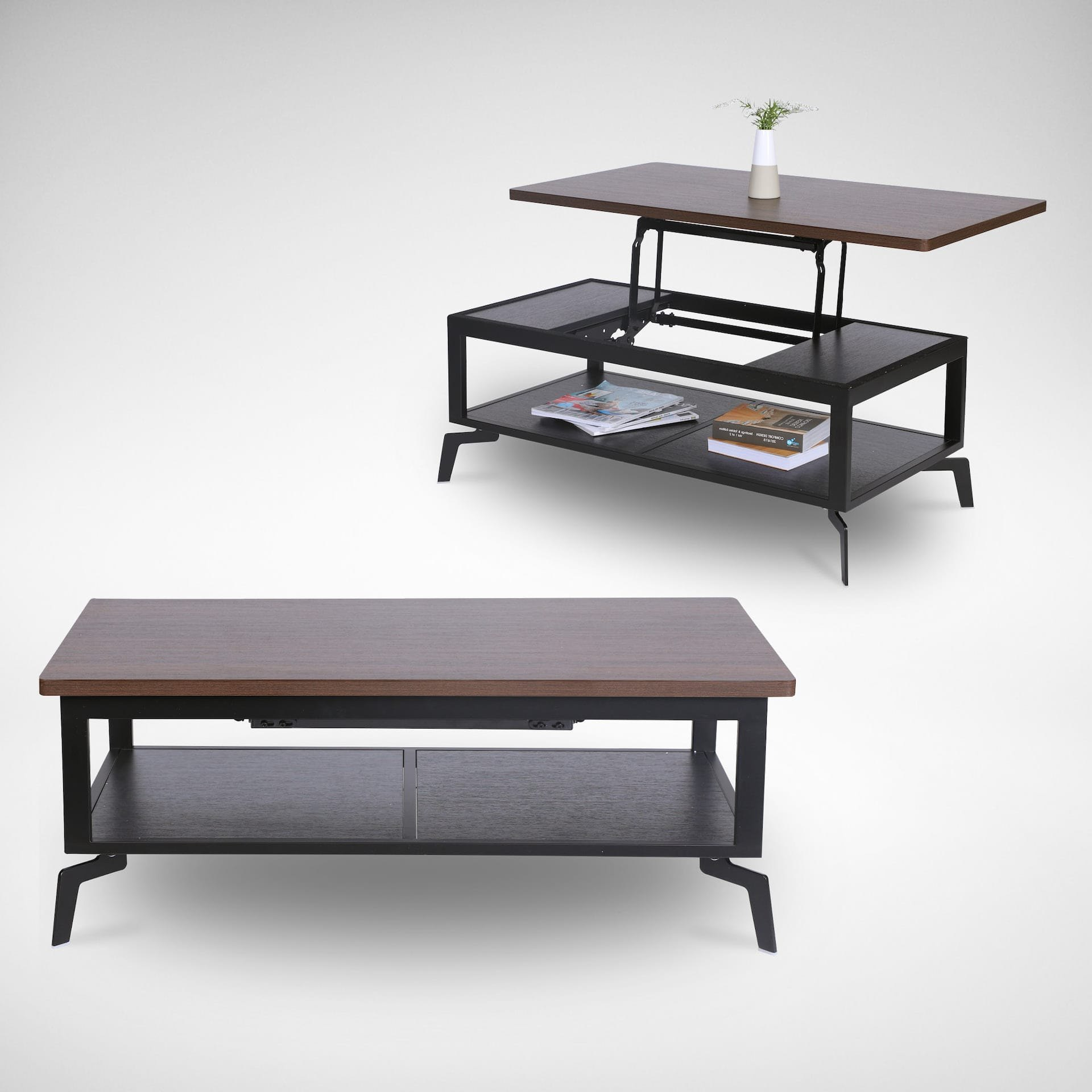 Harrison Coffee Table/Dining Table (Convertible)