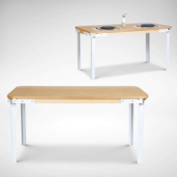 Flusso Dining Table – W1500