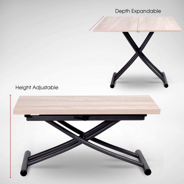 Dex Coffee Table/Dining Table - D450/900 (Extendable)