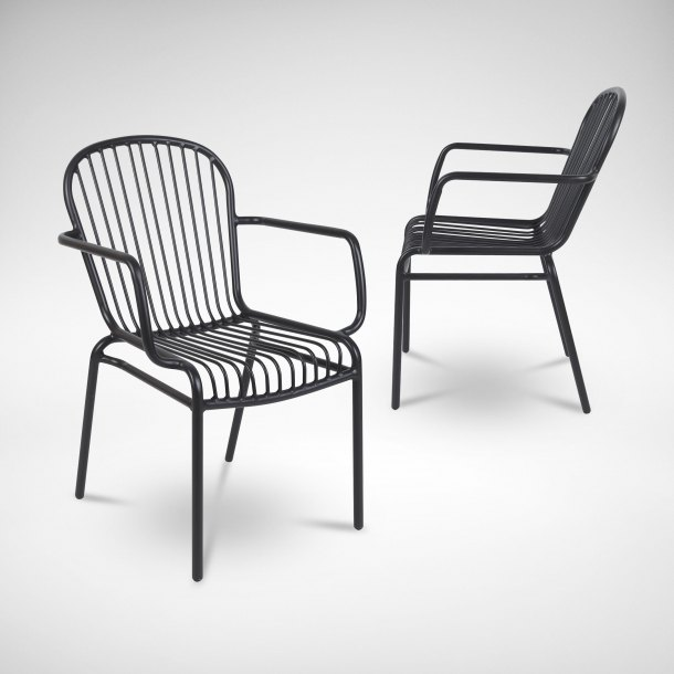 Renata Outdoor Armchair - 2pc Bundle