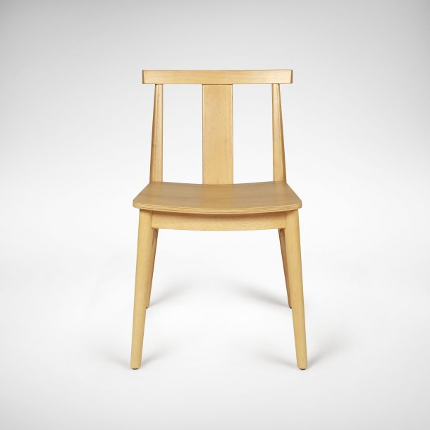 Ginza Side Chair - Natural Oak