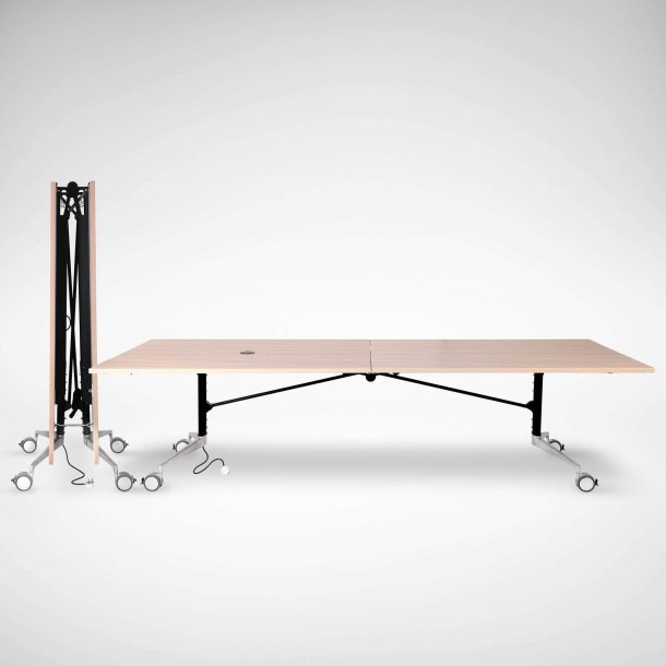 Bend Folding Seminar Table (Nestable)