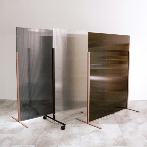 Guard Polycarbonate Partition Screens - W1200 x H1500