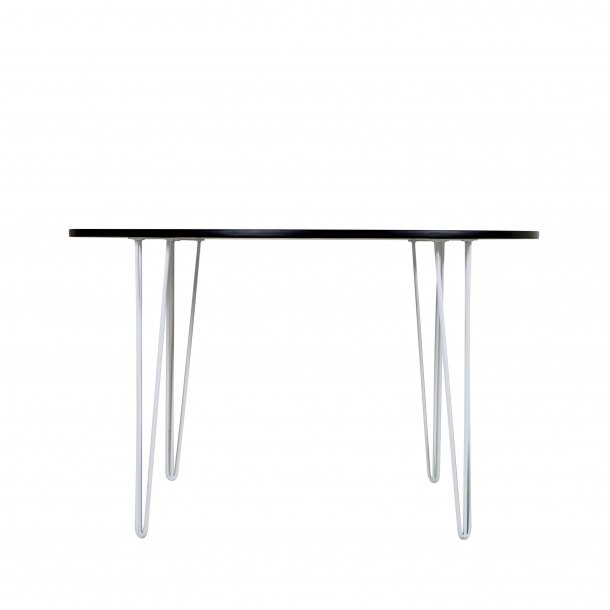 Lami x Hairpin Dining Table - Dia1200