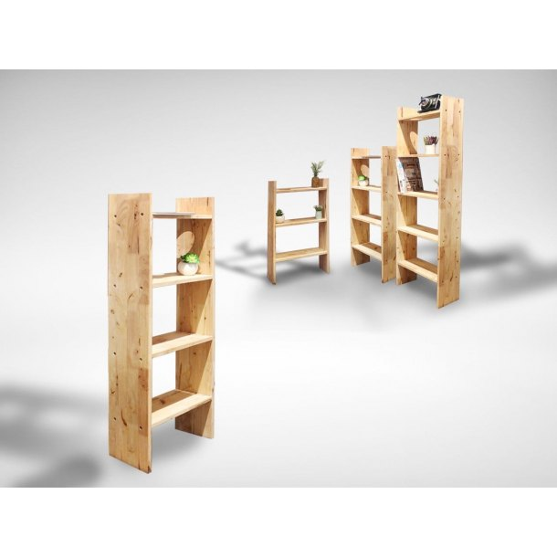 Ti – 4 Tier Shelf