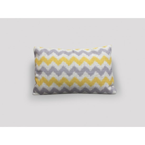Cushion – Chevron – Yellow