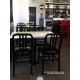 Hungry Jack's Australia | Products seen: [Native Chairs in Black Aluminium Epoxy]