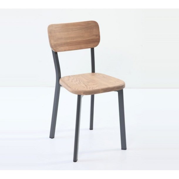Toyo Side Chair – Wood + Epoxy