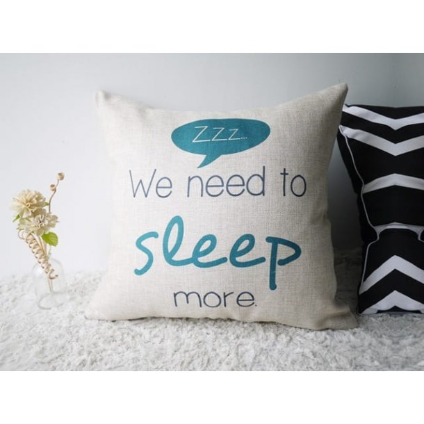 Cushion – Sleep More