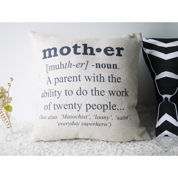 Cushion – Mother
